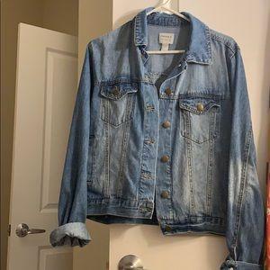 Brand new denim jacket from Forever 21